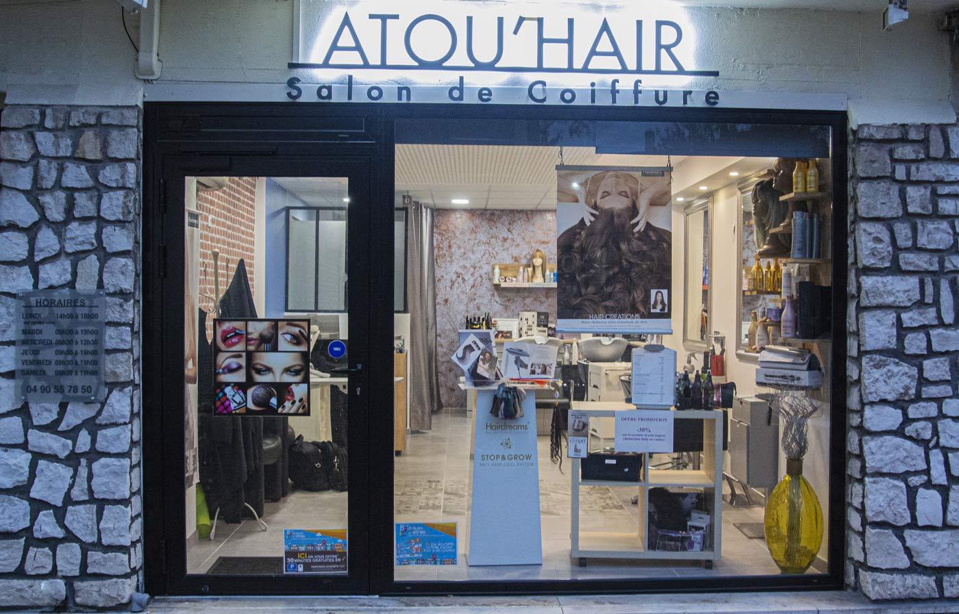 Coiffeur Istres Atou Hair Institut De Beaute Pres De Miramas